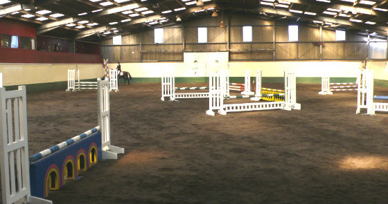 Indoor Showjumping 2